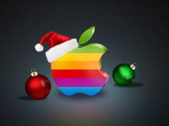Vânzările Apple au crescut considerabil de Crăciun