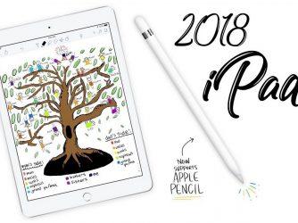 iPad 6a generație 2018 review