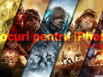 Jocuri pentru iPhone