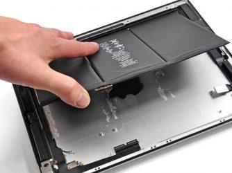 Cum să verificați starea bateriei în iPad